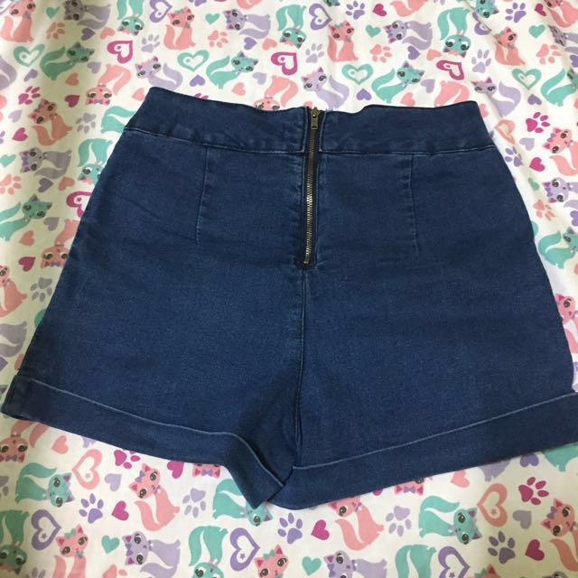 Factorie High waisted shorts