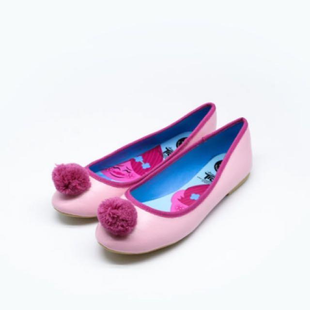 Flatshoes TLTSN Trolls Edition Pink