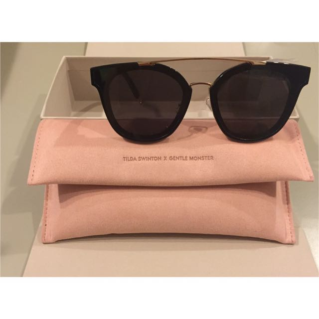4cfa3e1268697 Gentle Monster X Tilda Swinton Sunglasses