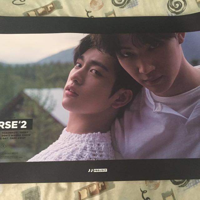 GOT7 JJ Project Verse 2 Poster