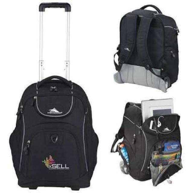 High Sierra Backpack Trolly