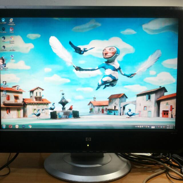Hp22吋液晶螢幕