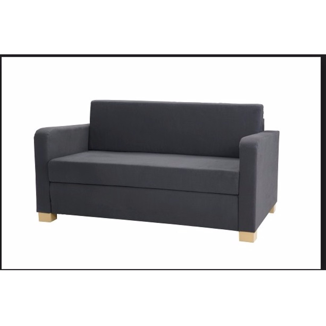 Enjoyable Ikea Solsta Sleeper Sofa Bed Furniture Sofas On Carousell Caraccident5 Cool Chair Designs And Ideas Caraccident5Info