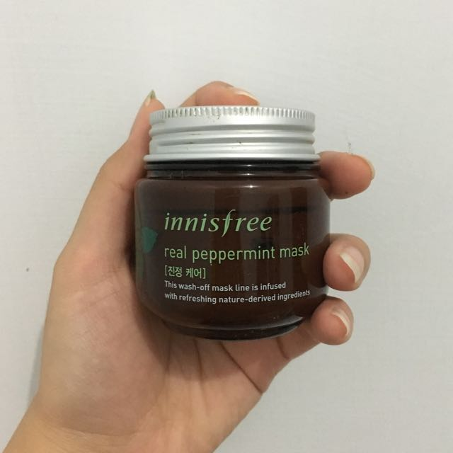[INNISFREE] Real Peppermint Mask
