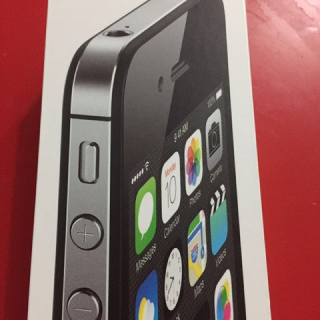 Iphone 4s mint condition with box