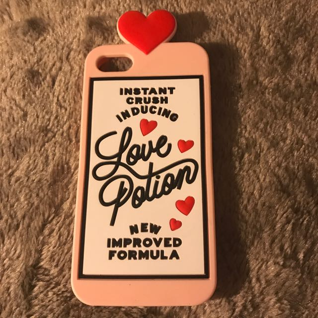 iPhone 7 Love Potion Case