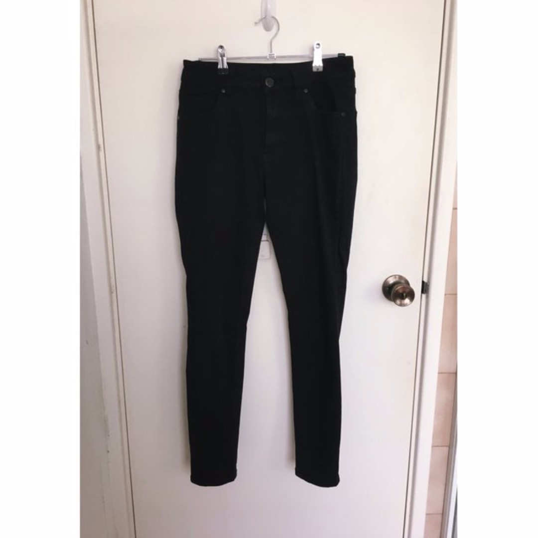 Just Jeans Black Skinny Jeans
