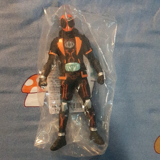 Legend Rider History Kamen Rider Ghost Ore Damashii