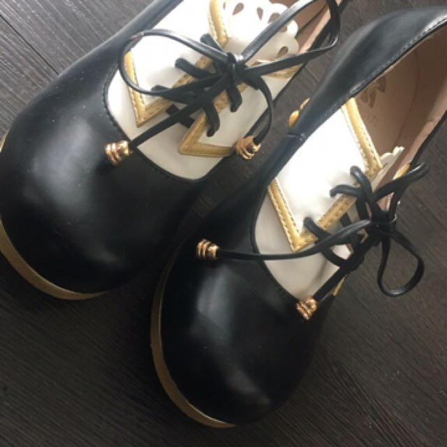 Lolita Cosplay Shoes, 6.5