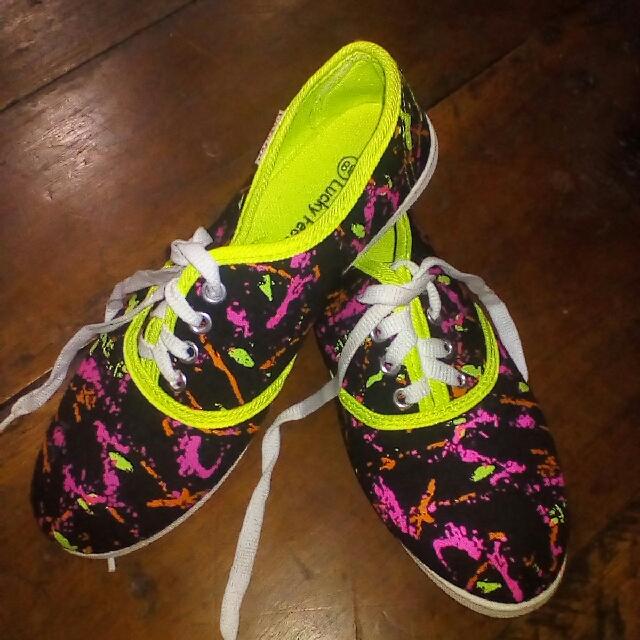 ecca51b47b9c lucky feet shoes size 38