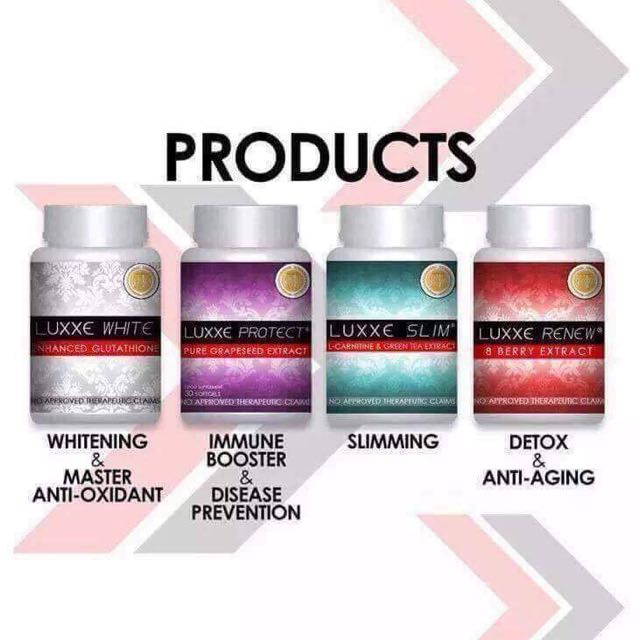 Luxxe Products (Legit Distributor)