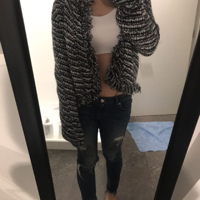 Maje cozy knit