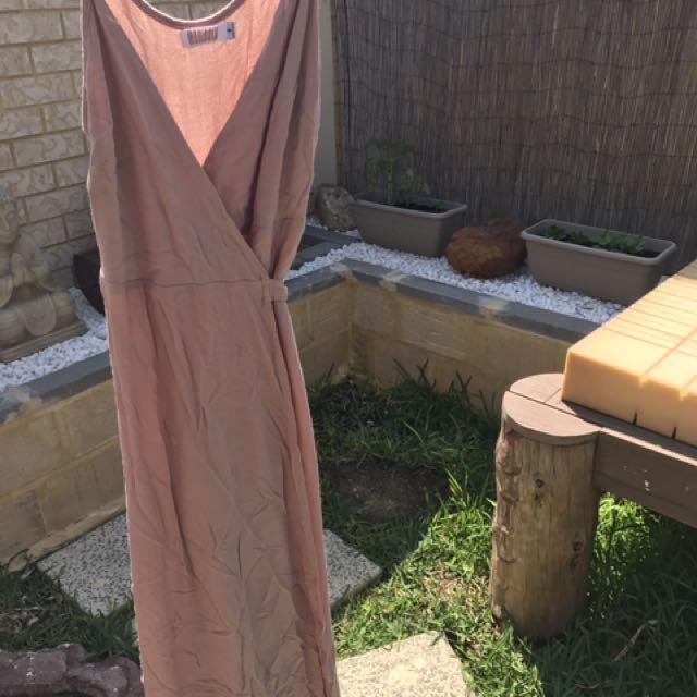 Maxi dress size 8 worn once