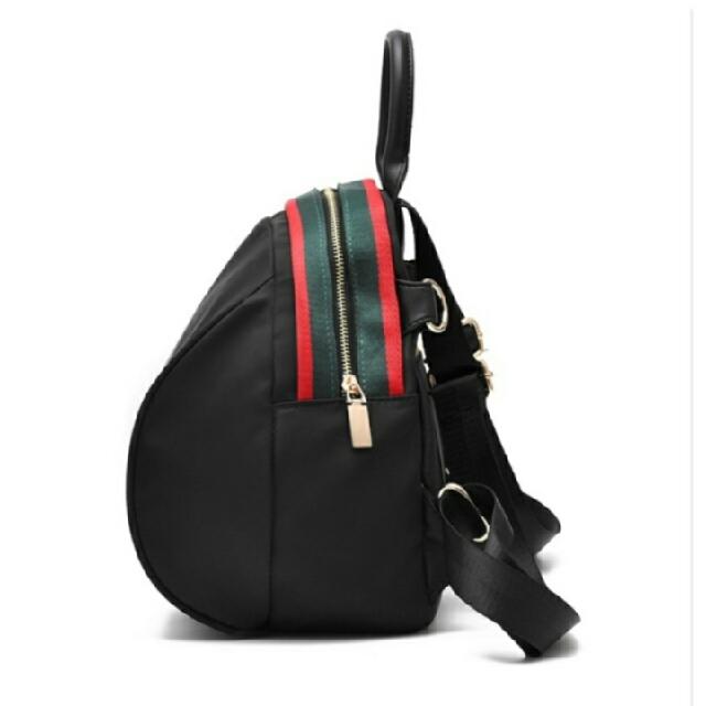 Meggie Korean Oxford Mini Backpack