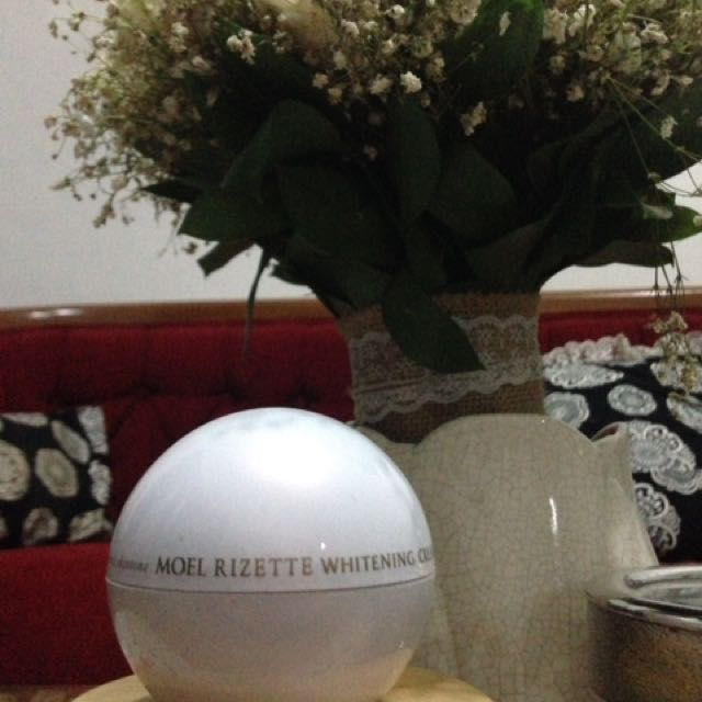 Moel Rizette Magic Whitening Cream