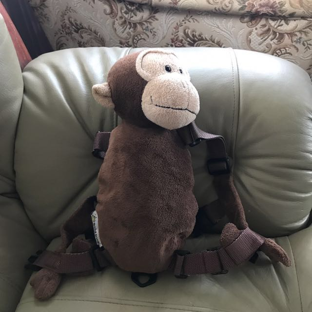 Monkey back bag