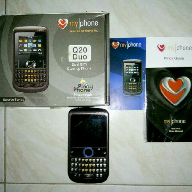 Myphone Q20 Duo