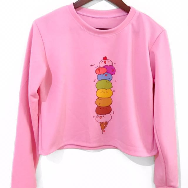 🌟NEW ARRIVAL🌟 Ice Cream Sweater