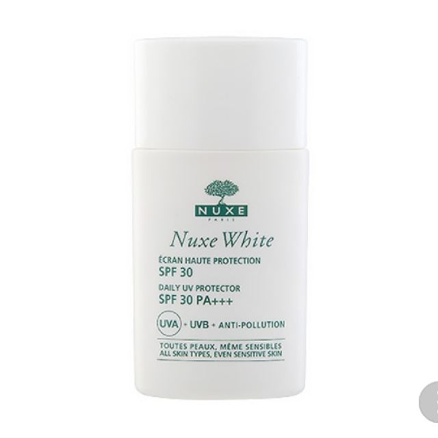 Nuxe White Daily UV Protector