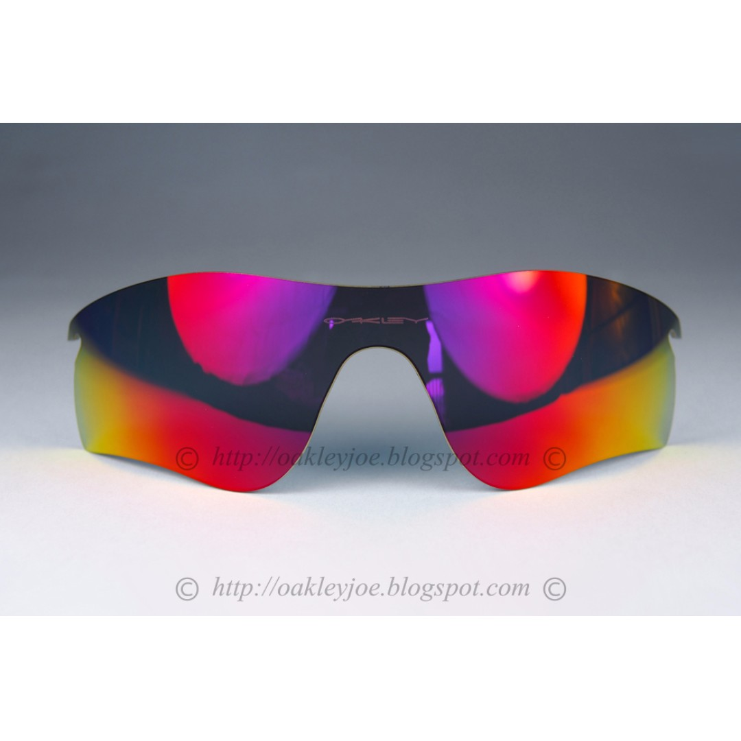 oakley ruby iridium polarized lenses