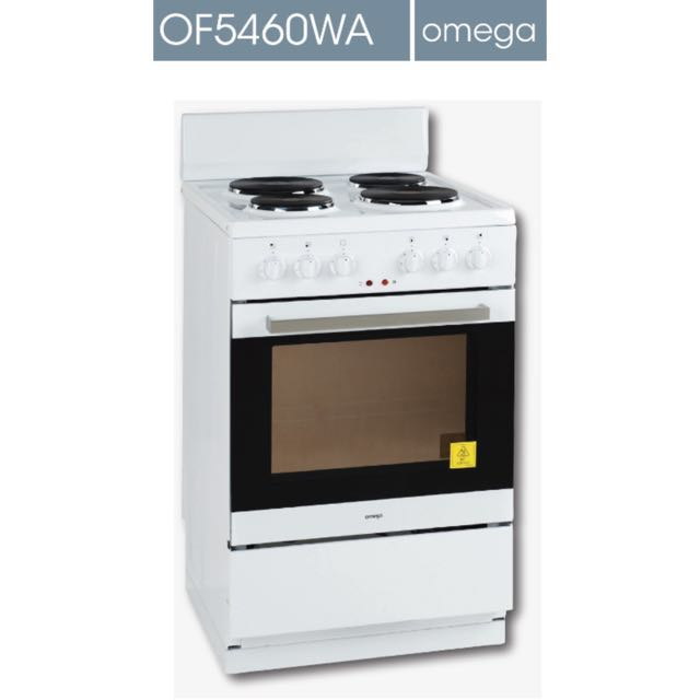 Omega 54cm Freestanding Cooker OF5460WA