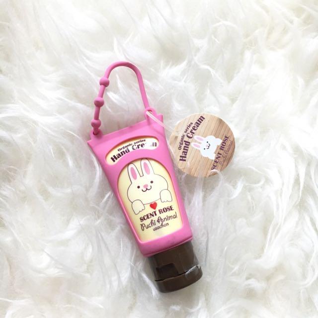 Organic Hand Cream from Japan