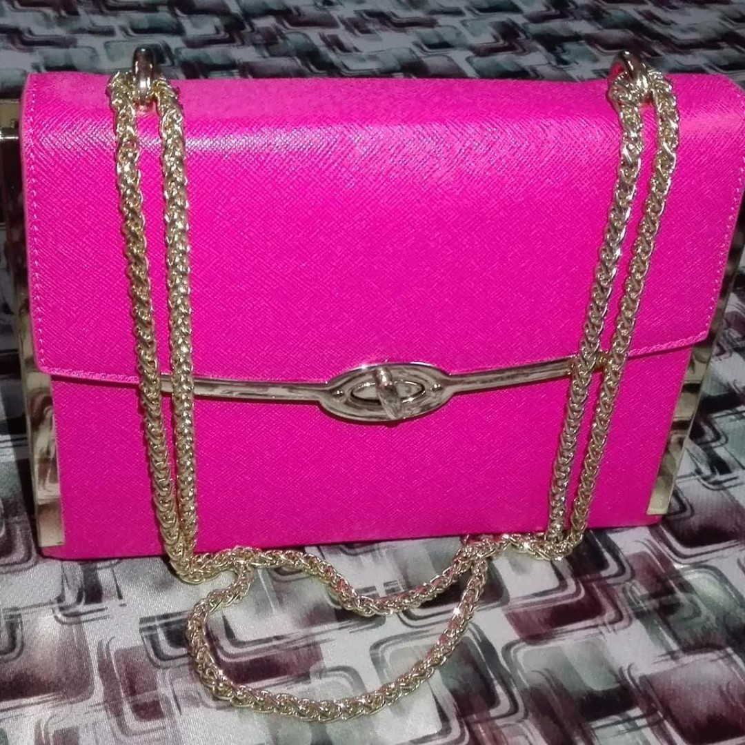 Pink bag (Ever new melbourne)