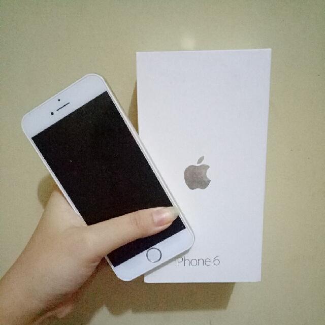 [reprice] Powerbank iPhone 6