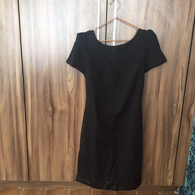 Promod little black dress