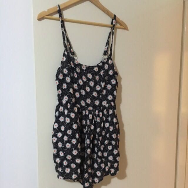Quirky Circus Jumpsuit Size 10