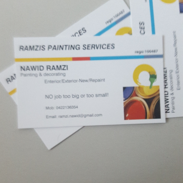 ramzis painting services