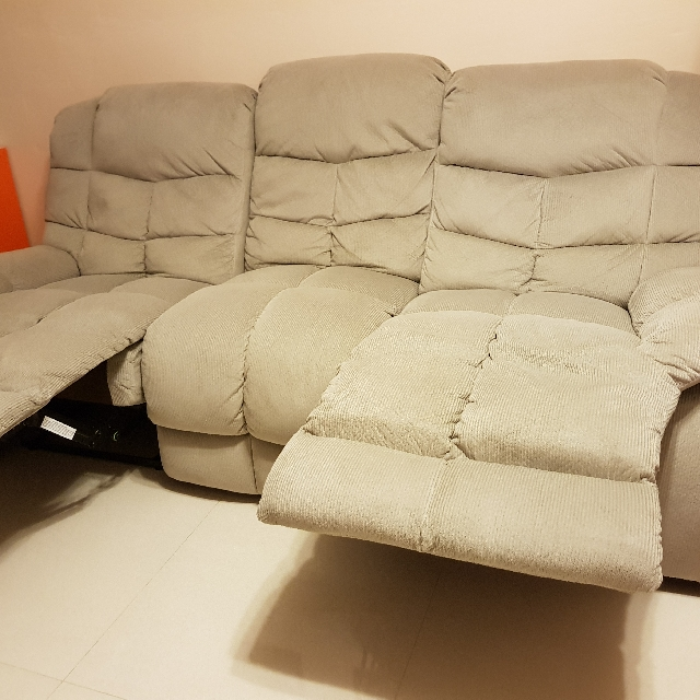 Recliner Sofa Fabric For S
