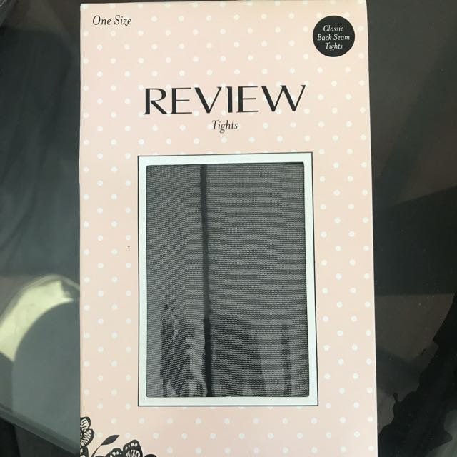 Review stocking