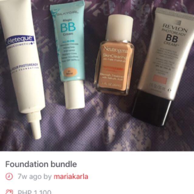 SALE Foundation Bundle