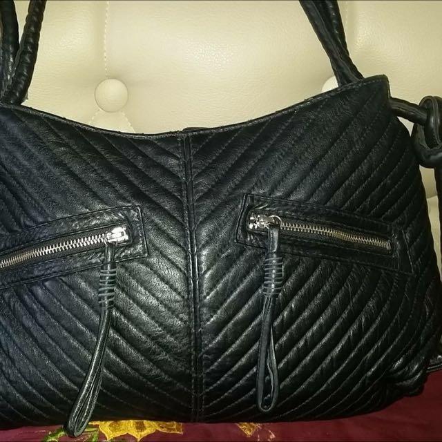 Sale..Parfait Leather Bag