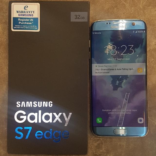 Samsung S7 edge Sme set