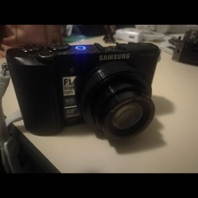 Samsung smart pro camera ex2f