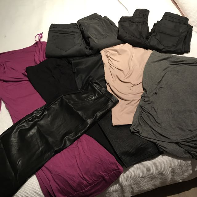 Skirt and Pants Haul