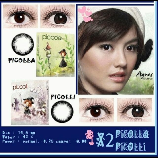Softlens X2 Picoli & Picola