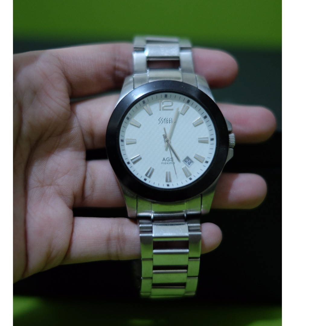carousell on p watches s watch ssteele photo maxima fashion men