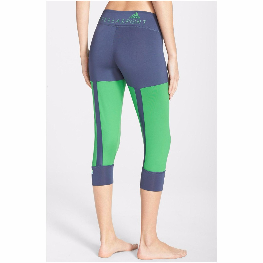 Stella McCartney yoga capri 3/4 tights - Size M (StellaSport for adidas)