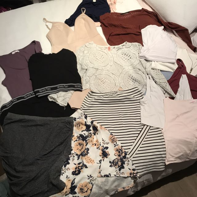 Summer Haul - size 12-14