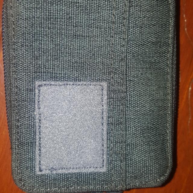 Super Dry zipper wallet