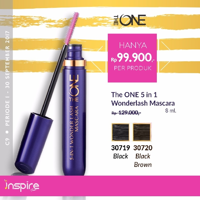 The One Kosmetik Dari ORIFLAME