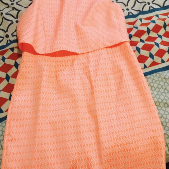 Tokito new dress