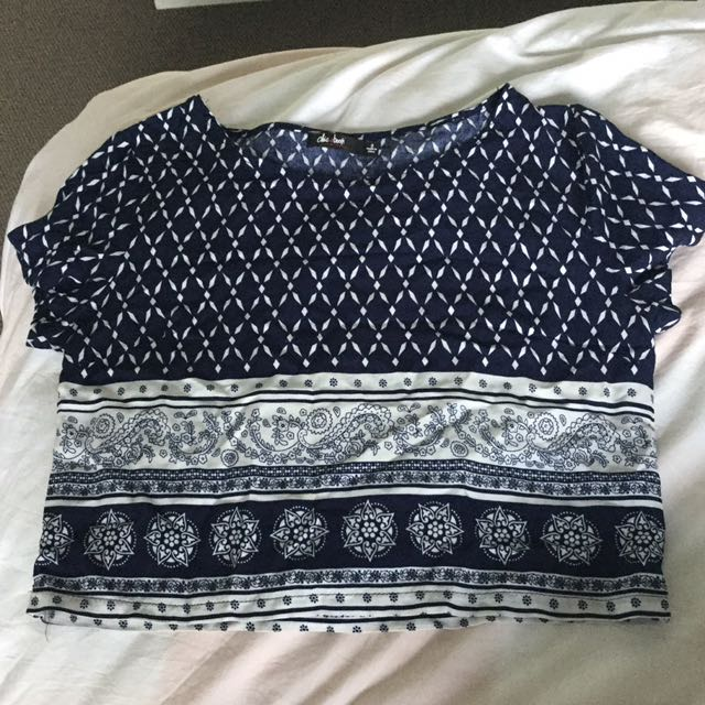 Valleygirl cute top