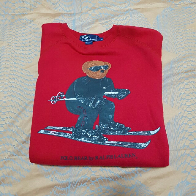 Vintage Polo Bear Sweater Mens Fashion Clothes On Carousell