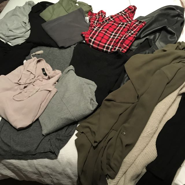 Winter Haul Size 12-14