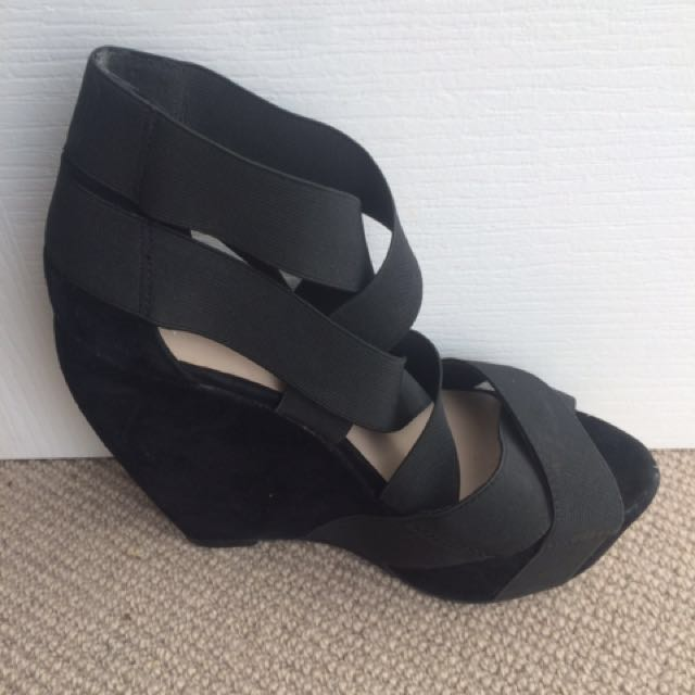 Wittner Leather Heel