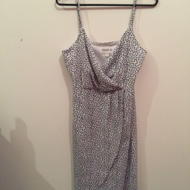 Wrap Summer dress